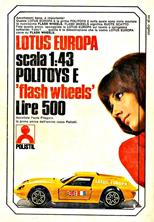 Polistil Models - 1967