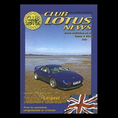 Club Lotus News