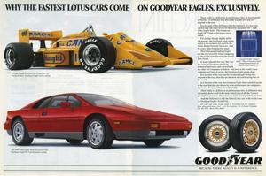 Goodyear Tyres - 1988