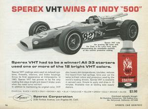 Sperex - 1965