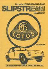Slipstream - Lotus Drivers Club