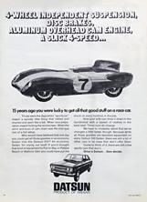 Datsun - 1968