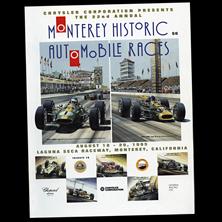 Monterey Historic Races