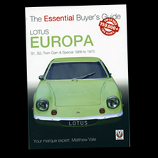 The Essential Buyers Guide: Lotus EUROPA