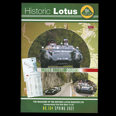 Historic Lotus