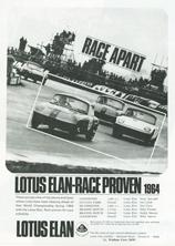 Lotus Cars Limited - 1965