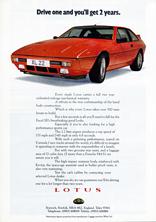 Lotus Cars Limited - 1988