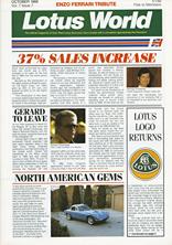 Lotus World, Oct 1988