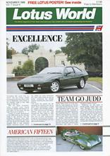 Lotus World, Nov 1988