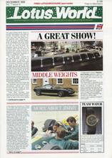 Lotus World, Dec 1988