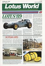Lotus World, Feb 1989