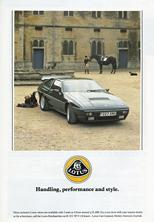 Lotus Cars Limited - 1989