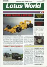 Lotus World, Apr 1989