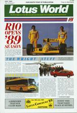 Lotus World, May 1989