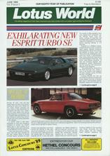 Lotus World, Jun 1989