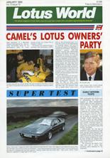 Lotus World, Jan 1990