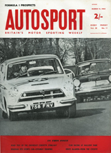 Lotus Cortina, Andre Baldet