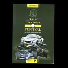 Classic Team Lotus Festival