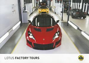 Lotus Factory Tours