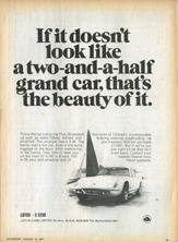 Lotus Cars Ltd - 1971