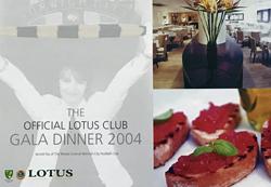 Lotus Gala Dinner