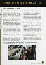 Lotus Sport & Performance