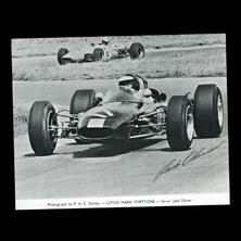 Lotus Mark  41 Postcard
