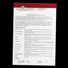 Lotus Type 41X Press Release